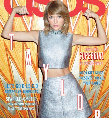 Taylor Swift is ASOS Magazine's January Cover Girl