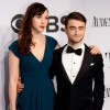 Daniel Radclife and Erin Darke during the  68th Annual Tony Awards in 2014.