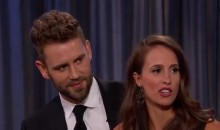 'The Bachelor' Vanessa Grimaldi and Nick Viall open up to Jimmy Kimmel in 'Jimmy Kimmel Live'.
