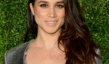 Meghan Markle attends the 12th annual CFDA/Vogue Fashion Fund Awards on Nov. 2, 2015 in New York City.