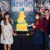 FOX's 'New Girl' 100th Episode Cake-Cutting