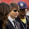 Katie Holmes, Tom Cruise, and Jamie Foxx in Happy Times
