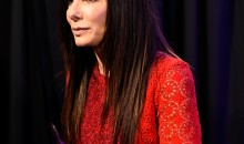 Sandra Bullock wins the Favorite Movie Actress in People's Choice Awards 2016 at Microsoft Theater on Jan. 6, 2016 in Los Angeles, California.