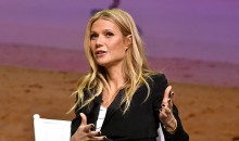 Gwyneth Paltrow speaks onstage at the Los Angeles Theatre during Airbnb Open LA - Day 3 on Nov. 19, 2016 in Los Angeles, California.