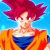 Super Saiyan God Form in