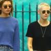 Kristen Stewart And Stella Maxwell In New Orleans