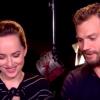 RED TV Germany - Jamie Dornan and Dakota Johnson answer Fan Questions