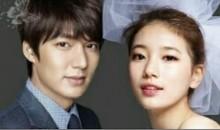 Lee Min Ho and Bae Suzy