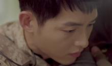 Song Joong Ki/Song Hye Kyo [Deleted Hug Scene in Uruk] Descendants of the Sun- Behind The Scene
