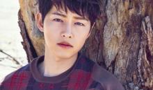 Song Joong Ki Becomes the Cover Model of 'W' Korea