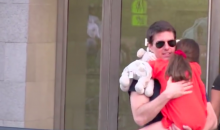 Tom Cruise & Suri Cruise first Day Out together in New York City