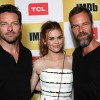 Ian Bohen, Holland Roden and JR Bourne