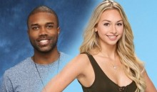 DeMario Jackson and Corinne Olympios in