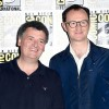 Steven Moffat and Mark Gatiss