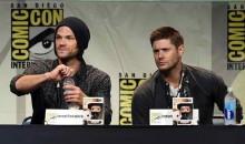 Jared Padalecki and Jensen Ackles of 'Supernatural'