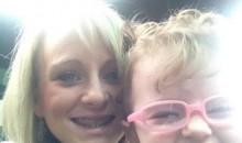 Leah Calvert and daughter Ali