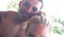 Kail Lowry and Javi Marroquin