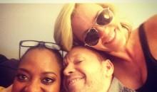 Sherri Shepherd, Donnie Wahlberg and Jenny McCarthy