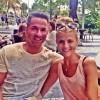 Mike Sorrentino and Lauren Pesce