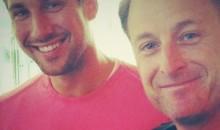 Marcus Grodd and Chris Harrison