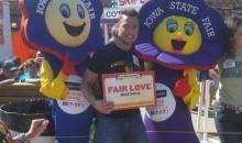 Chris Soules at Iowa State Fair