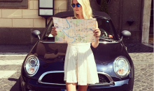 Nicky Hilton in Rome
