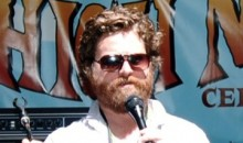 Galifianakis has been dating Lundberg, who is the vice president and co-creator of Growing Voices, for a long time.