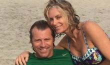 Vince Van Patten and Eileen Davidson