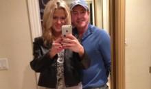 Kate Major and Michael Lohan