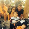 Jenelle Evans and family