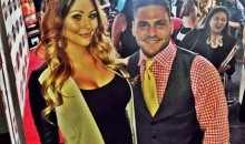 JWoww and Ronnie Magro