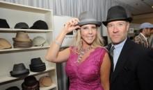 Vicki Gunvalson and Brooks Ayers