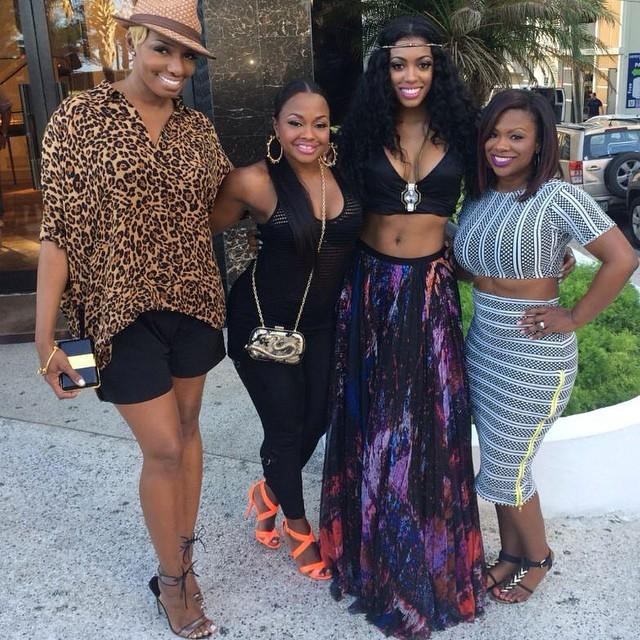 NeNe, Phaedra, Porsha and Kandi