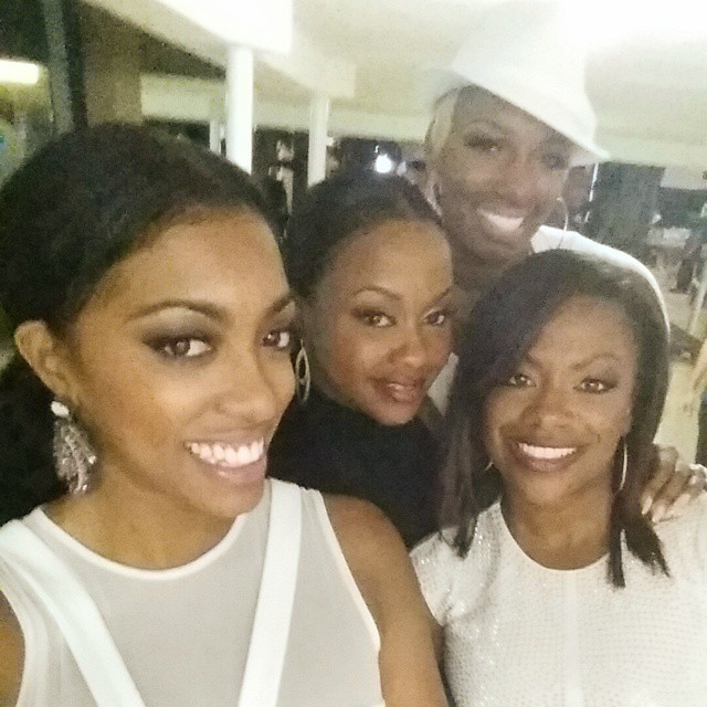 Porsha, Phaedra, NeNe and Kandi