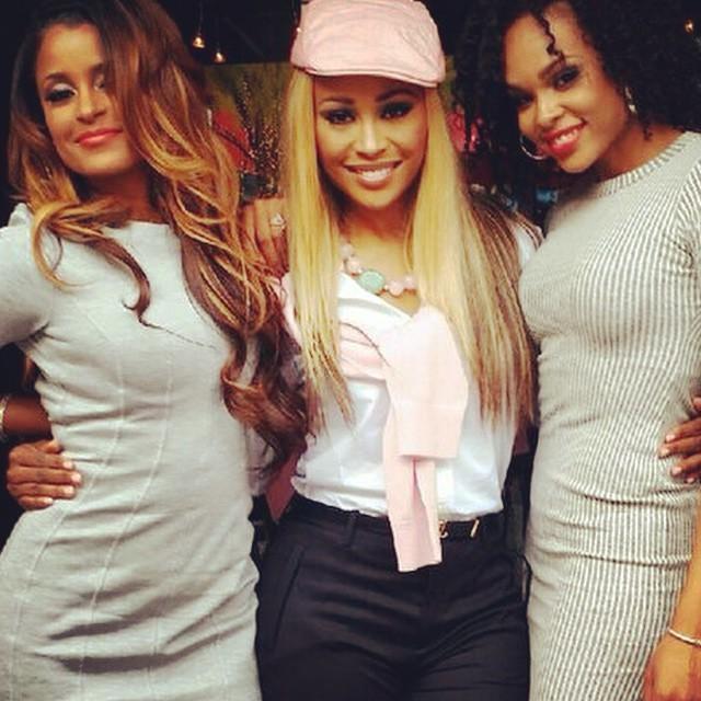 Claudia, Cynthia and Demetria