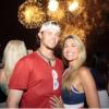 Lindsay Clubine and Clay Buchholz