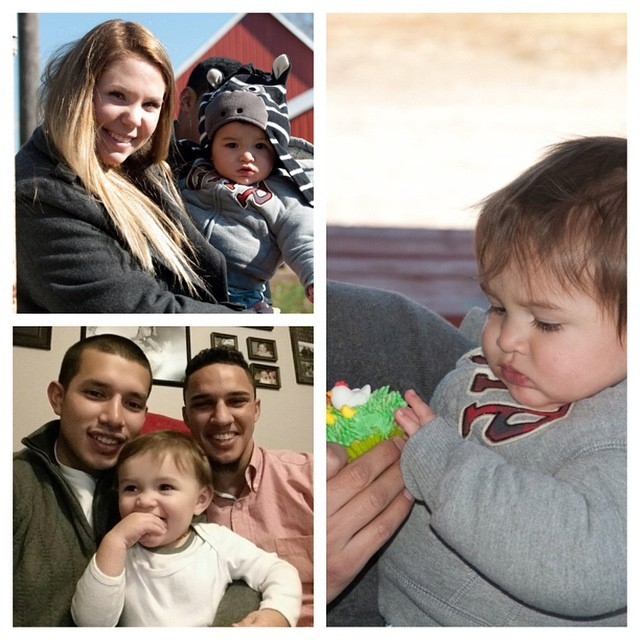 Kail Lowry and family