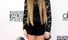 Miley's little sister, Noah Cyrus Romps at the American Music Awards 2014 Red Carpet with a Mature Fashion Sense While Miley is a No Show