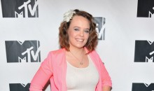 Catelynn Lowell nears her date with the stork, Instagrams baby bump at 33 weeks; Mom to be is ecstatic