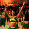 Gabrielle Union Has a Replica of the Clovers Cheering Uniform, Plus How She Remembers the Choreography