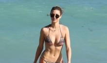 Spotted! Whitney Port's Sizzling Bikini Body at Miami Beach