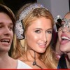 Miley Cyrus and Paris Hilton Making Out in front of Patrick Schwarzenegger!
