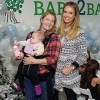 Drew Barrymore chaperones daughters to Jessica Alba's Baby2Baby Holiday Party