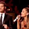 Michael Buble' & Ariana Grande (NBC)