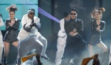 Hammer and Psy doing it Gangnam style!