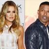 Khloe Kardashian has slammed Jamie Fox for joking about Bruce Jenner's gender transition.