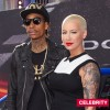 Wiz Khalifa and Amber Rose Spend Easter Together with Son Sebastian